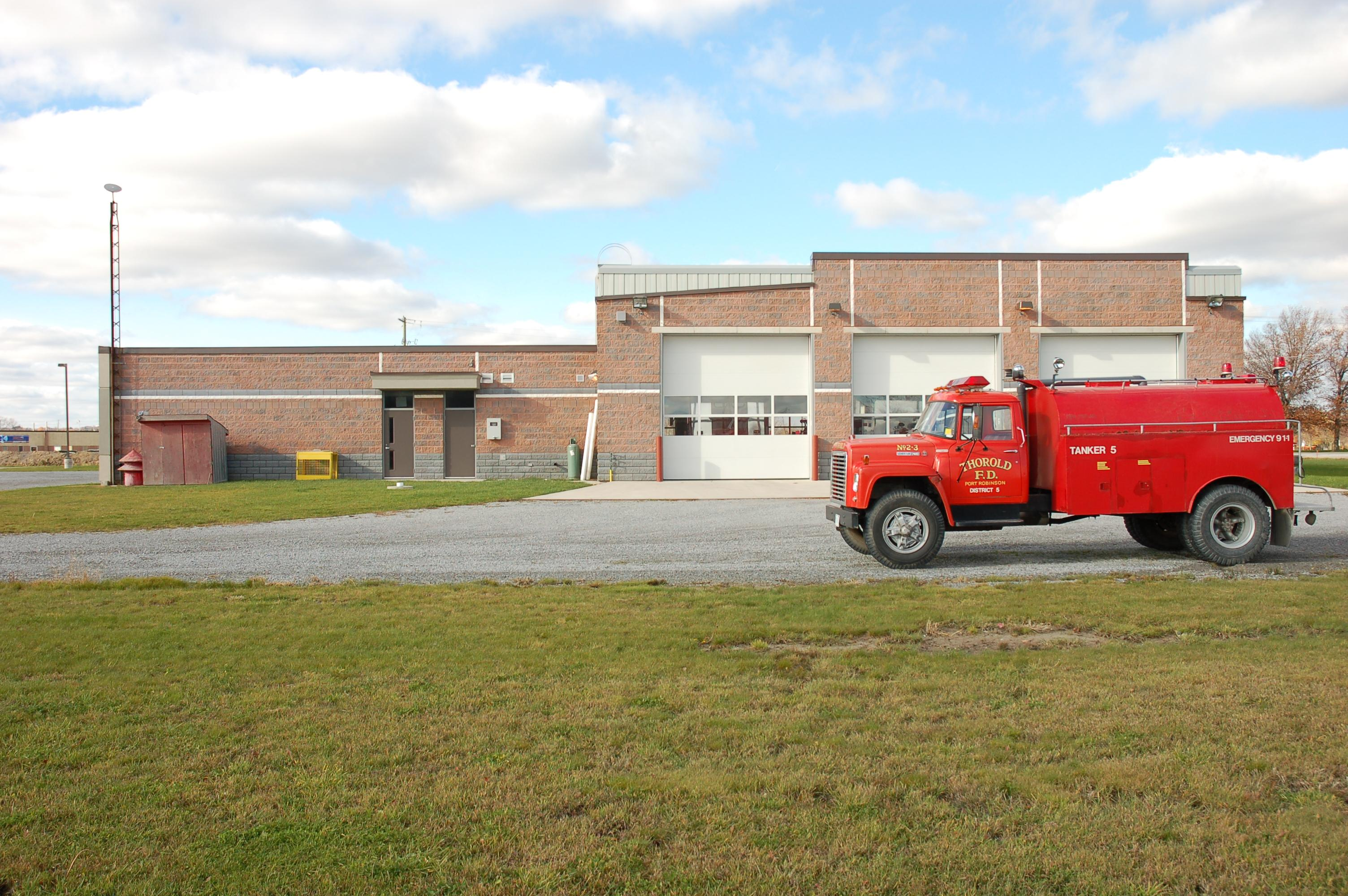Thorold Fire Station No. 4