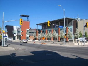 Welland Civic Centre - Front