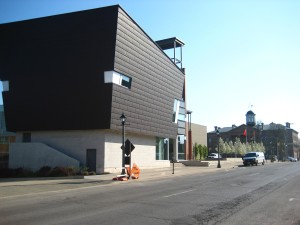 Welland Civic Centre - Side