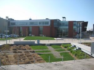 Welland Civic Centre - Outside
